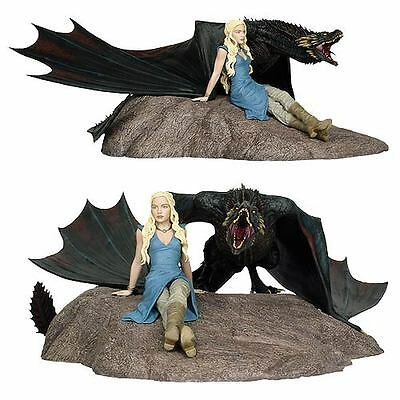 Game Of Thrones Dark Horse  Daenerys and Drogon Statue