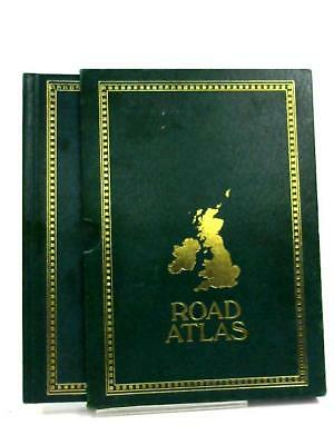 Handy U.K. Road Atlas Unknown 2003 Book 65637