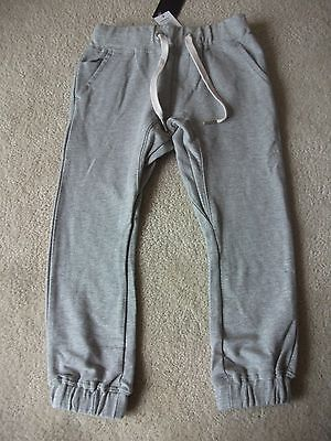 Boys Size 4 Grey QUIKSILVER Trackies / Track Pants *BNWT* RRP $49.99