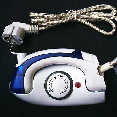 Mini Portable Household Travel Clothing Temperature Control Electric Iron RI