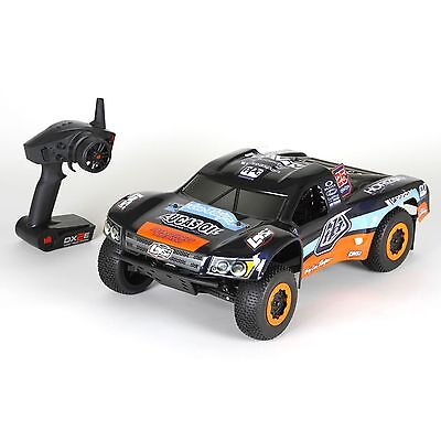 Losi 1/10 TEN-SCTE Troy Lee Designs 4WD SCT RTR w/AVC Technology / 2.4GHz Radio