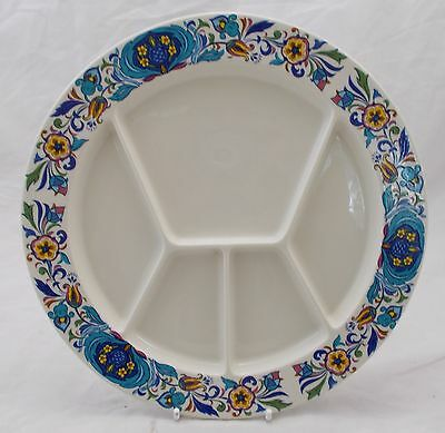 Villeroy & and Boch IZMIR fondue / sectioned party plate 25cm