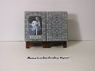 One Deck Uusi Blue Blood Redux Playing Cards