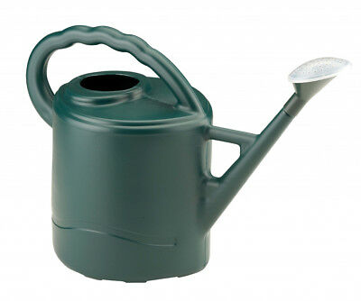 Strata Woodstock Watering Can 9L Green Hard Wearing Durable Plastic