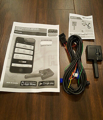 **New** Fortin EVO Start combo (with Evo One)-control your car with a smarphone