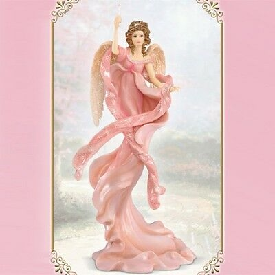 Angel of Inspiration - Messengers From Above -Thomas Kinkade Figurine Bradford