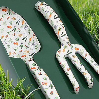 The Vegetable Patch Hand Fork And Trowel Set ~ Gardeners Gift Set