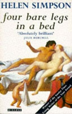 Four Bare Legs in a Bed by Helen Simpson Paperback Book