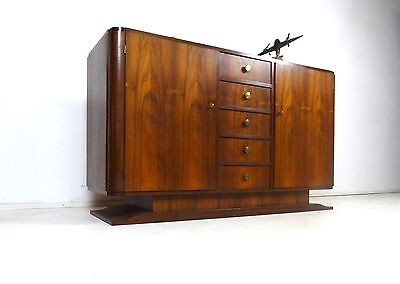 Art Deco Sideboard Modernist Design Atelier Kommode Antik Möbel Tv Bauhaus