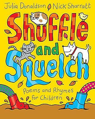 Shuffle and Squelch, Donaldson, Julia | Paperback Book | 9781447276814 | NEW