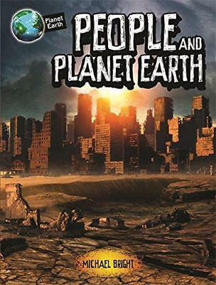 People and Planet Earth by Bright, Michael | Hardcover Book | 9780750296700 | NE