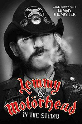 Lemmy and Motorhead: In the Studio, Jake Brown | Paperback Book | 9781786061249