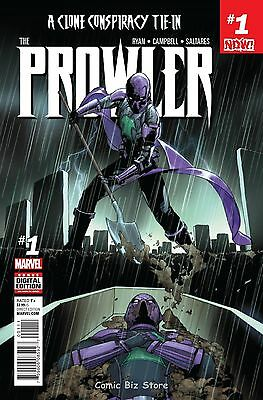 Prowler #1 (2016) 1St Printing Clone Conspiracy