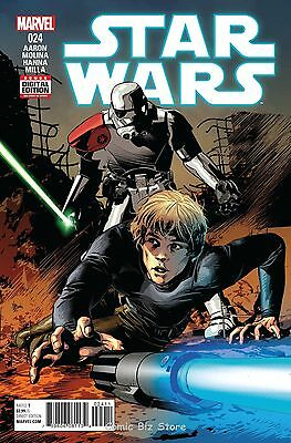 Star Wars #24 (2016) Marvel 1St Printing Bagged & Boarded