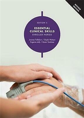 Essential Clinical Skills: Enrolled Nurses with Student Resource Access 12 Month