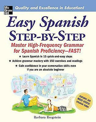 Easy Spanish Step-By-Step: Master High-frequency Grammar for Spanish Proficiency