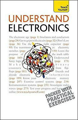 Understand Electronics: Teach Yourself, Malcolm Plant | Paperback Book | New | 9