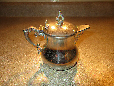 """Vintage Rochester Stamping Company 1900 - 1922 """"argentine"""" Creamer, #69"""
