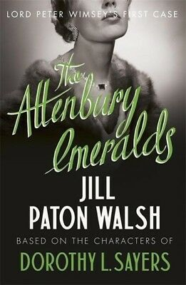 The Attenbury Emeralds - Jill Paton Walsh - 9780340995747 PORTOFREI
