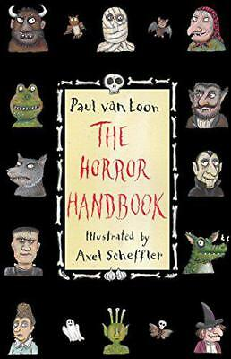 The Horror Handbook by Van Loon, Paul | Paperback Book | 9781846884177 | NEW