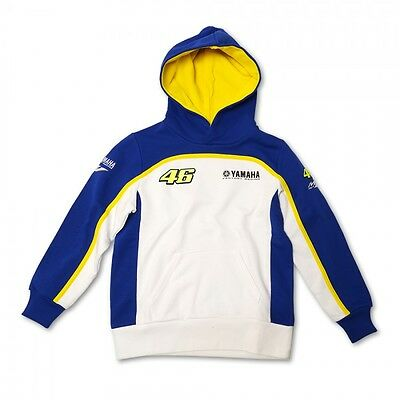 New Official Valentino Rossi VR46 Special Yamaha Kids Hoodie  DYKFL 71806