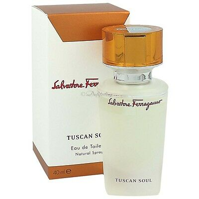 Salvatore Ferragamo Tuscan Soul For Unisex Edt 40ml