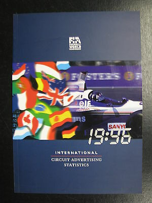 Brochure International Circuit Advertising 1996 All Circuits (PBE) + CD Rom