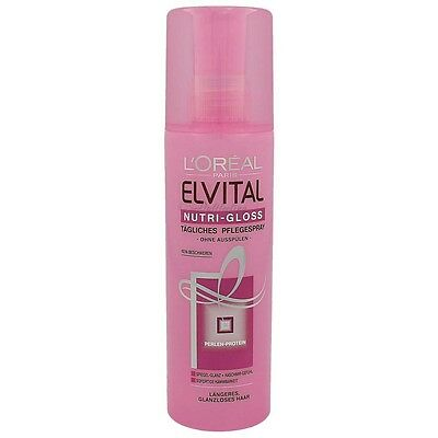 L'Oréal Paris Elvital Nutri-Gloss Pflegespray 200 ml
