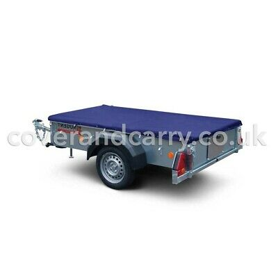 Deluxe All New Waterproof Hardwearing Trailer Cover 6' x 4' (187cm x 126cm)