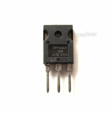 5Pcs Irfp460 20A 500V Power Transistor To-247 N-Channel Mosfet Ic New D