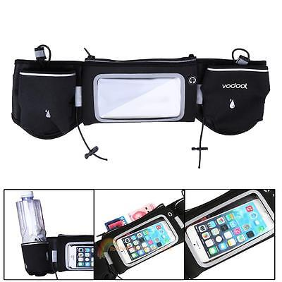 Sports Runner Fanny Pack Belly Waist Bag Fitness Running Belt Mobile Phone Pouch