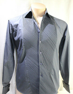 MENS VINTAGE SHIRT. BEN SHERMAN.  Sz: LARGE