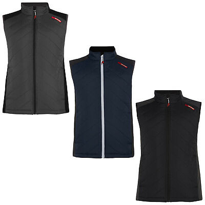 Benross Hommes Xtex Coupe Vent Gilet Taille S Golf Chauffe Corps