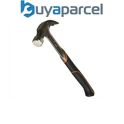 Bahco BAH529-16L Large Grip Handle Ergo Claw Hammer 450g 16oz 529-16-L