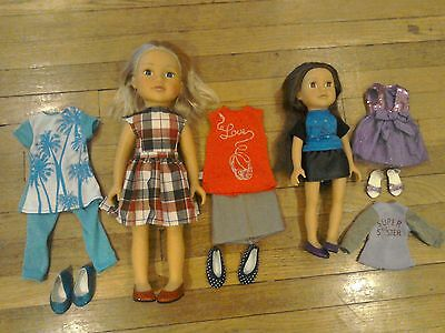 Baby Doll Clothes Bundle To Fit Baby Born Annabell
