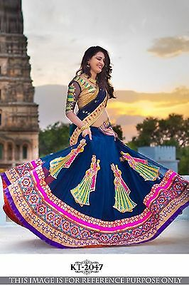 Bollywood Designer Indian/Pakistani Traditional wedding Lehnega Choli Party Wear