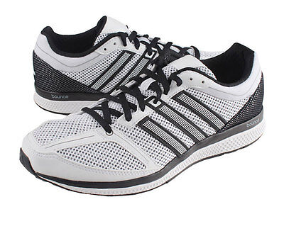 32f6f42ef Adidas Mana RC Bounce Running Shoes B72974 Sneakers Runner Walking White
