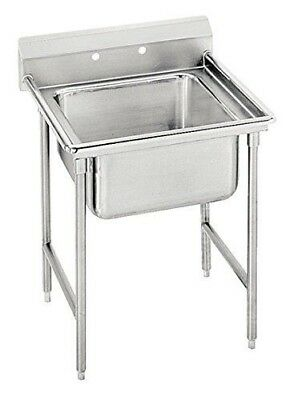 """Advance Tabco 29"""" Regaline One Compartment Sink Model T9-21-20"""