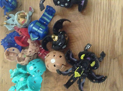 Bakugan Kid's Toy and Collectable NEAR MINT only one of each available BUY NOW