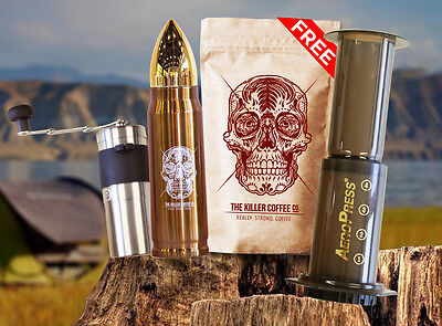 Adore Coffee The killer Coffee Co. Survival Pack KILLER COFFEE