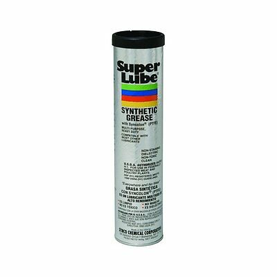 Super Lube 41150 Synthetic Grease PTFE Dielectric USDA H-1 Cartridge 400 g