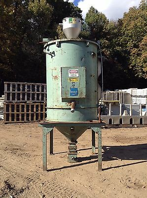 Universal Dynamics Corp. Una-Dyn 4000 Dryer Hopper 1000 Gallon