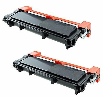 2-Pack/Pk TN660 TN630 High Yield Toner for Brother HL-L2300D L2320D L2340DW