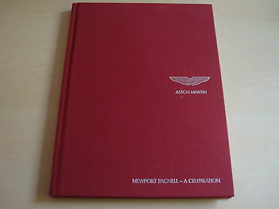 ASTON MARTIN NEWPORT PAGNELL - A CELEBRATION c.2007 BOOK & DVD HARDBACK NEW