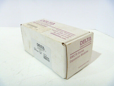 Delta EXP70-D8 Rev. 1.0B RMC70 Series Expansion Module NEW IN SEALED BOX