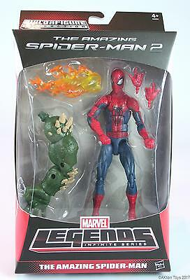 """MARVEL LEGENDS toy THE AMAZING SPIDER-MAN 6"""" action figure infinite series - NEW"""