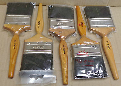 "Wholesale Joblot Harris 270 3"" Paint Brushes x 90 Decorating / Trade / D I Y"