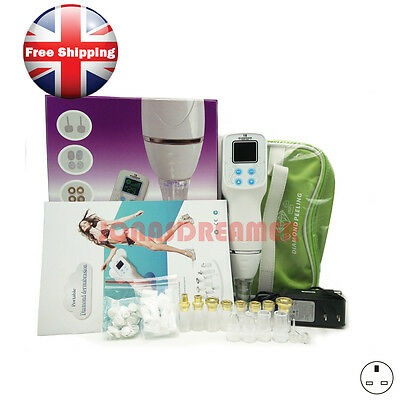 Portable Microdermabrasion Facial Skin Care Vacuum Diamond Dermarbasion Machine
