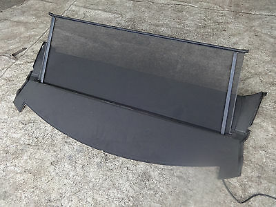 BMW E60 E61 2003-2010 530D Rear sun blind + motor / parcel shelf 7027096 upgrade