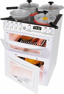 Casdon HOTPOINT ELECTRONIC COOKER Role Play Kitchen Toy Child Gift BN